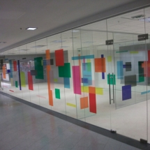 Galerie de lettrages