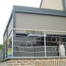 Galerie de screens solaires