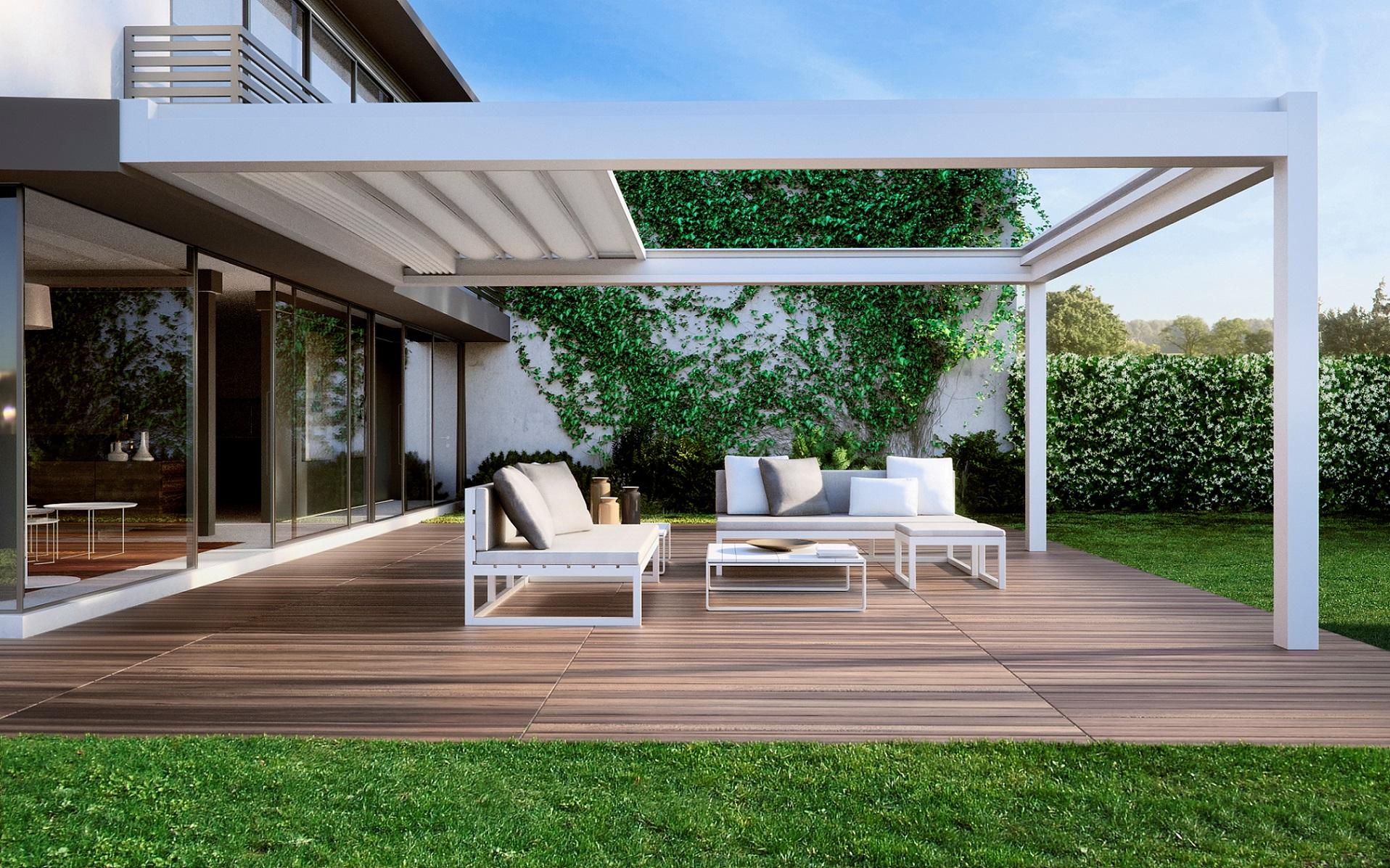 faites de votre jardin ou de votre terrasse un espace convivial labri du soleil et de la pluie clair et chauff avec une toile repliable ou patio